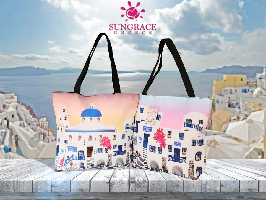 Τουριστική τσάντα από την Sungrace